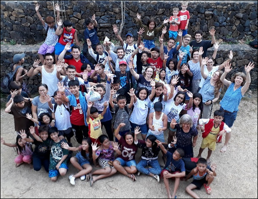 Kids Camp and God's Kingdom - Servants to Asia's Urban Poor
